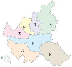 Hamburg-Bezirke